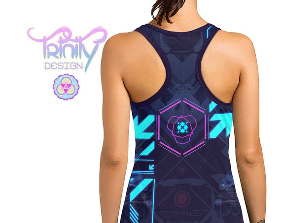 HEXACORE Racerback Tank Top Women