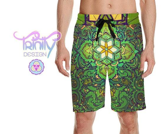 SACRED FLOWER Shorts Men