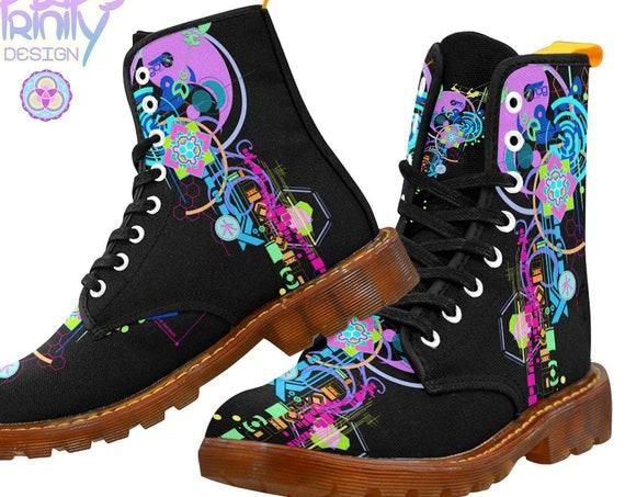 HYPER TECH Boots Women