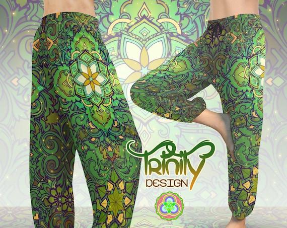 SACRED FLOWER Harem Pants