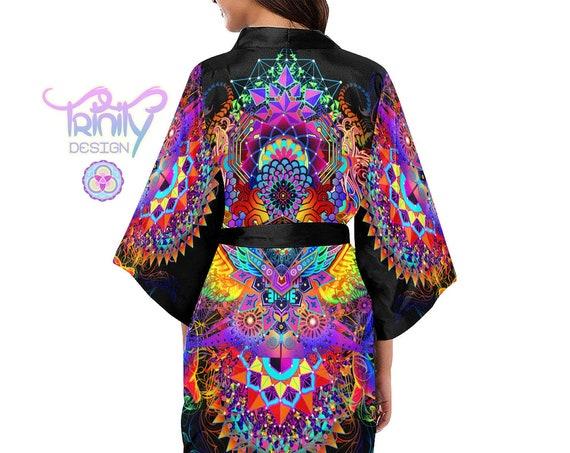 STARSEED ASCENSION Kimono Robe