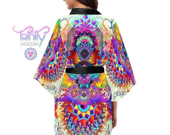 STARSEED ACTIVATION Kimono Robe