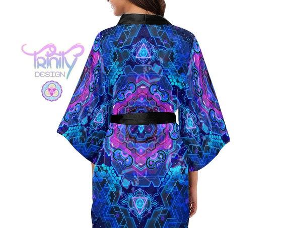 NEXUS CORE Kimono Robe