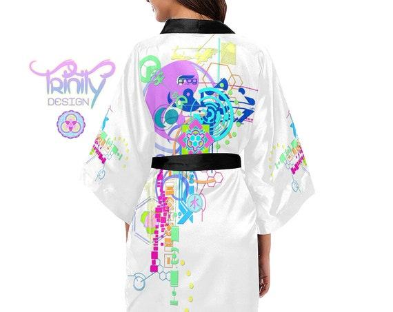 HYPER TECH Kimono Robe