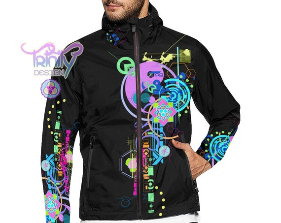 HYPER TECH Windbreaker Jacket Men