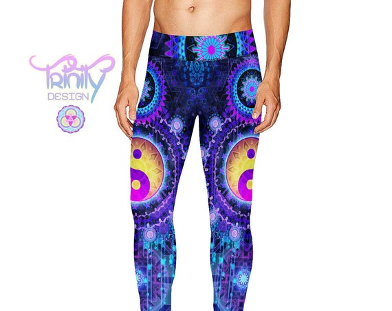 YING YANG Men's Leggings