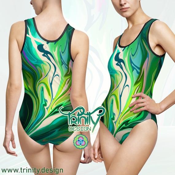 REBIRTH One Piece Swimsuit