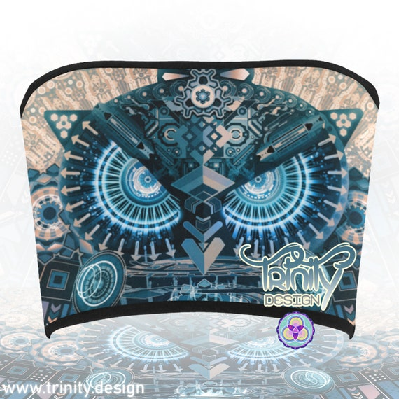ALL SEEING OWL Bandeau