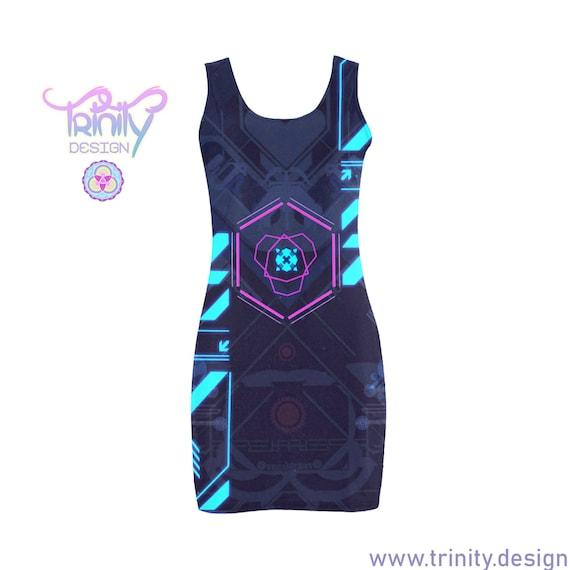 HEXACORE Bodycon Dress
