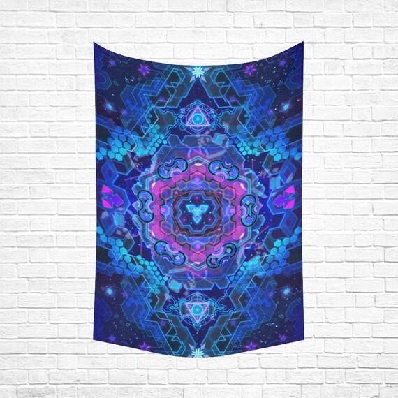 NEXUS CORE Wall Tapestry