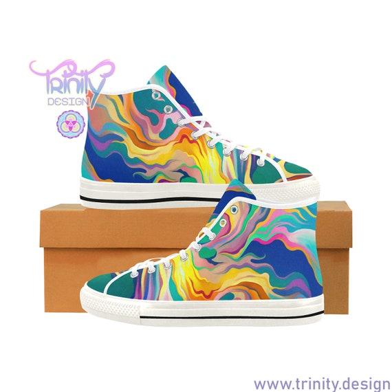 FLOW High Top Sneakers Men