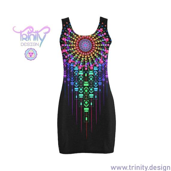 MATRIX SUNRISE Bodycon Dress