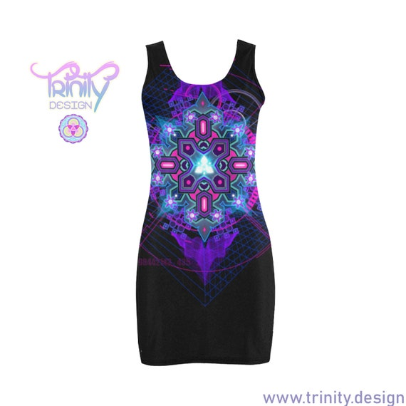 ASCENSION Bodycon Dress