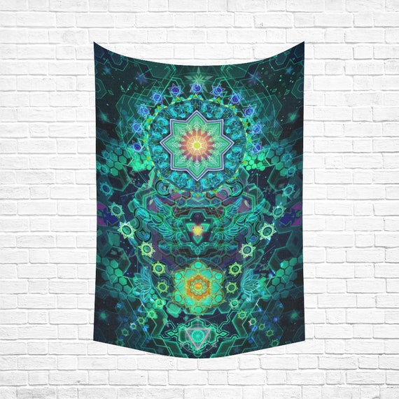 FOREST PORTAL Wall Tapestry
