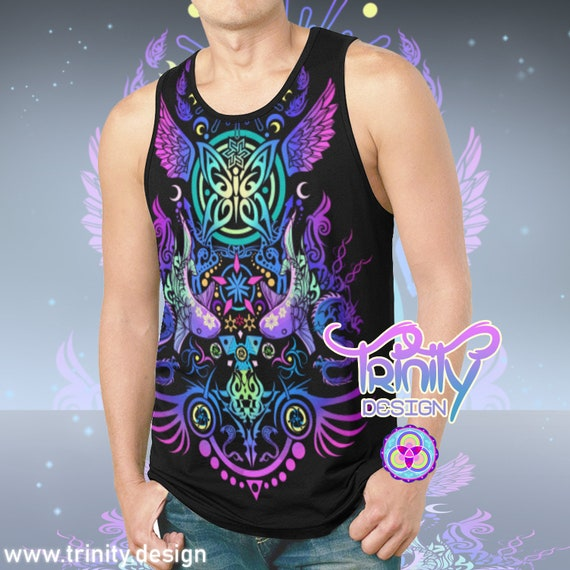 SACRED BUTTERFLY Tank Top