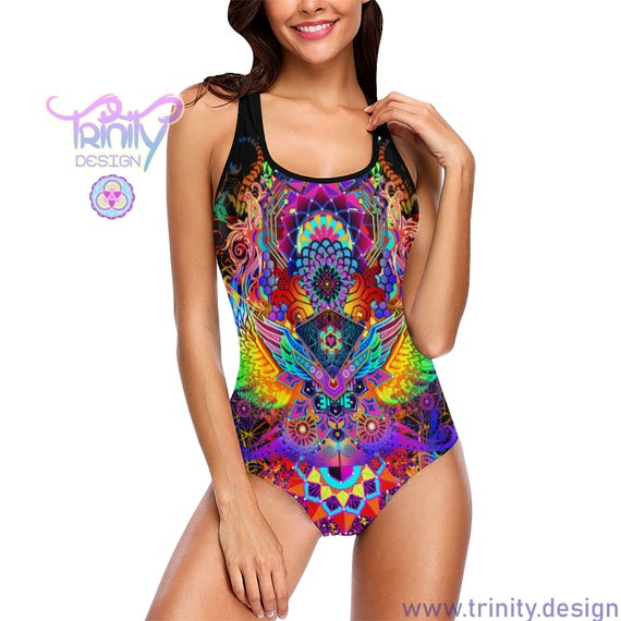 STARSEED ACTIVATION One Piece Swimsuit Women