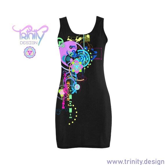 HYPER TECH Bodycon Dress
