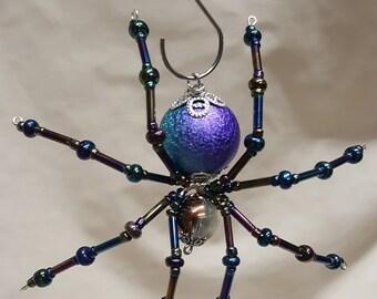 Christmas Crystalline Spider