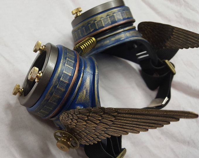 Steampunk Goggles Inspired By Wonder Woman