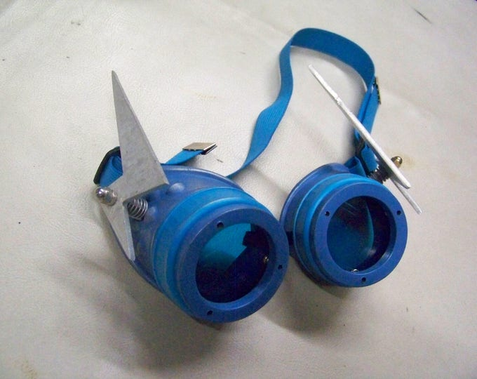 Steampunk Goggles Inspired By Kid Flash