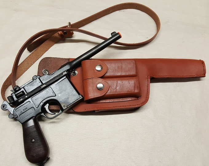 C 96 Broom Handle Mauser with Holster