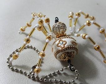 Steampunk Crystalline Spider