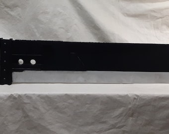 Custom Made Metal Cloud Strife FFVII Original Remake Buster Sword