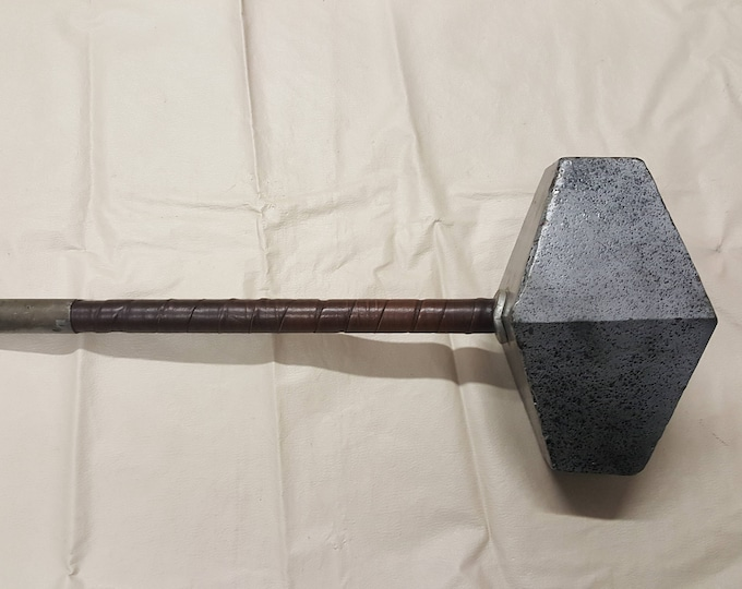 Dwarven Mjolnir - Mythical Hammer of Thor