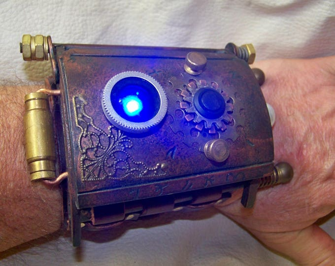 Steampunk Vortex Manipulator