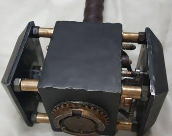 Steamjolnir - Mythical Steampunk Hammer of Thor