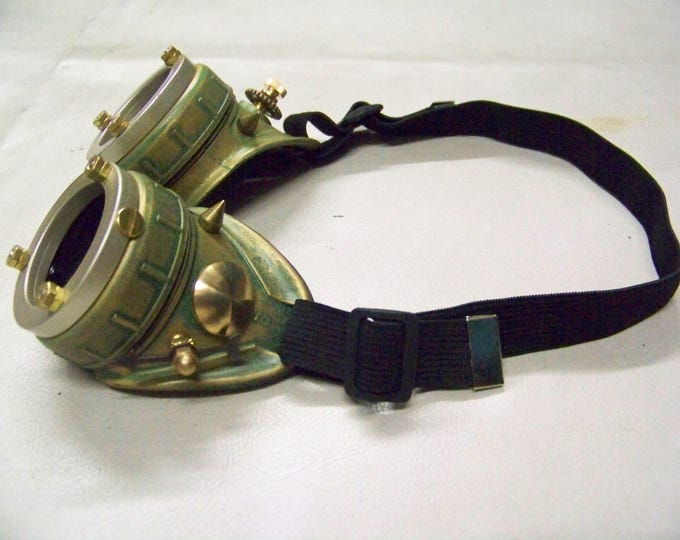 Steampunk Little Devil Engineer Goggles