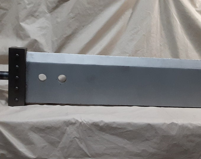 Custom Made Metal Cloud Strife FFVII Buster Sword W/Materia Original Version