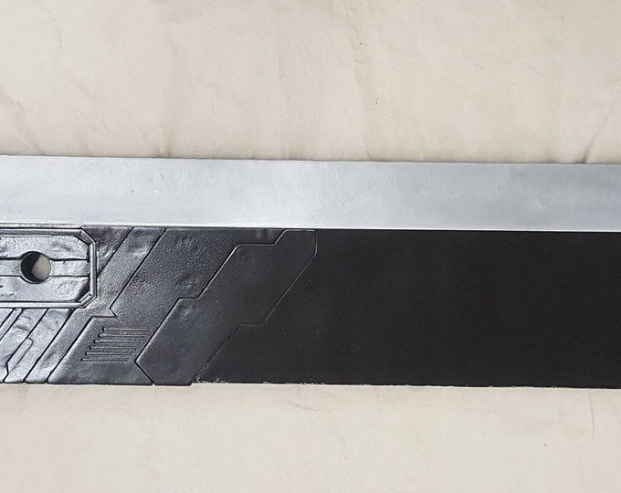 Custom Made Metal Cloud Strife FFVII Remake Buster Sword