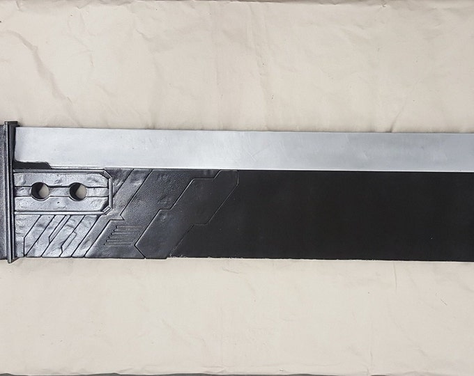 Custom Made Cloud Strife FFVII Remake Metal Buster Sword