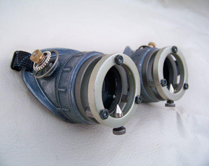 Steampunk Engineer Goggles