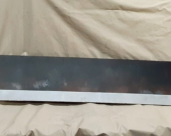 Custom Made Metal Pyramid Head's Great Knife from Silent Hill