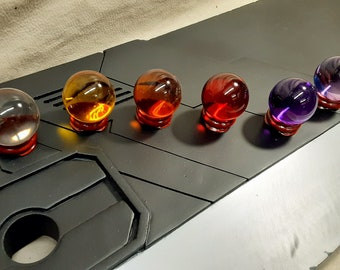 Materia From Final Fantasy VII- Fits the Buster Sword