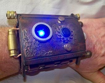 Steampunk Vortex Manipulator