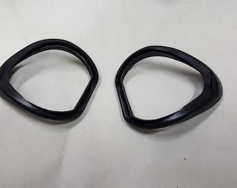 Steampunk Goggle Cushions/Dust Seals