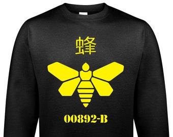 Golden Moth Chemical Methylamine Bee TV Walter White Hoodie Pullover
