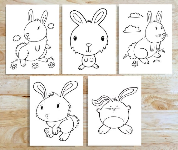 83 Best Easter Coloring Pages | Free Printable PDFs to Download | 478x570