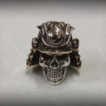 Samurai Skull beads, Paracord Bead, Knife beads, lanyard beads, keychain bead, bracelet bead, EDS beads