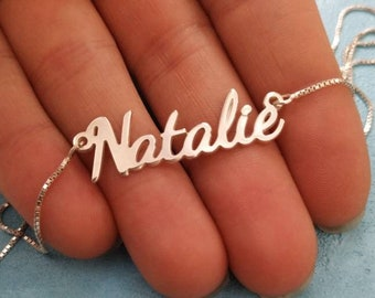 Cool name necklace   Etsy