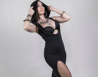 Dress- long mermaid dress