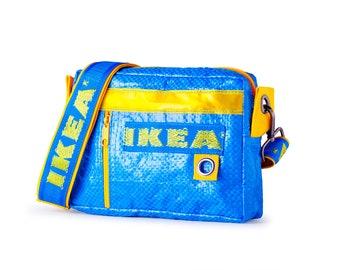 Die IKEA Messenger Bag   IKEA Bauchtasche   Halter Festival Urbane Mode  Bauchtasche Streetwear Frakta Tasche Bum Bag Handtasche