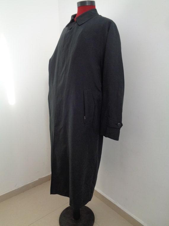 Blazer lange 50 Mantel Herren BUGATTIschwarzen JackeGröße nwkZ0XNO8P
