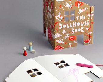 Doll House Children's Sketchbook