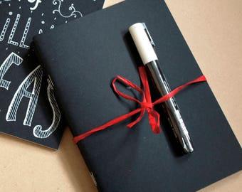 Chalkboard Cover Sketchbook