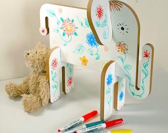 Creative Animal Dry Wipe Boards