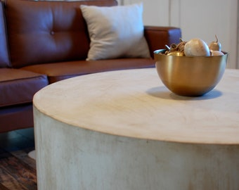 Round Wood Coffee Table, Round Coffee Table, Wood Coffee Table, Wood Table Rustic, Contemporary Table, Stump Table, Stump Coffee Table